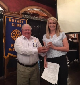 Rotary Ashley Brooks
