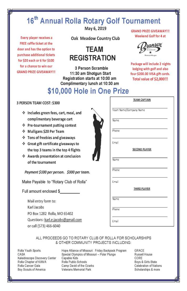 2019 Rotary Golf Tournament Flyer_Page_1
